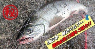 【2020】鮭(アキアジ)釣り浮きルアー!爆釣間違いなし?なスプーン3選【最新】